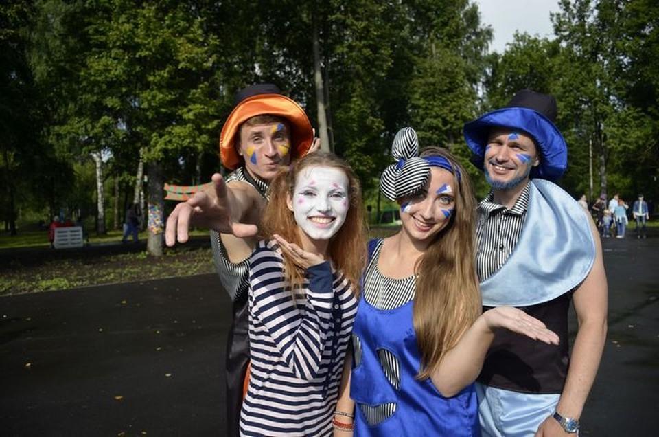 В День города Тулы пройдет «Театральный дворик»