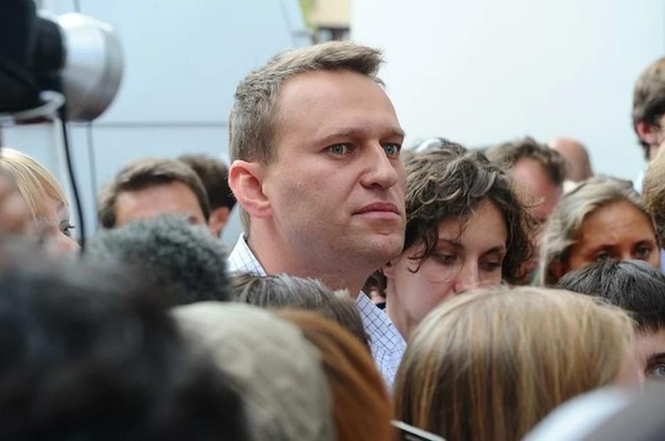 Россия направила ноту постпредству Германии при ОЗХО по Навальному