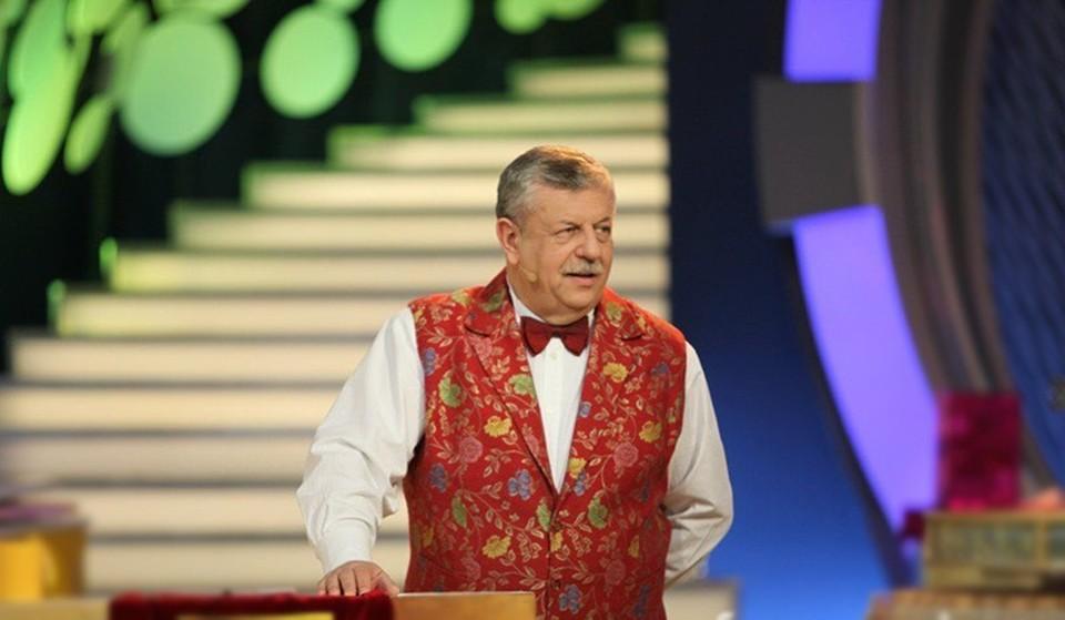 У Михаила Борисова был кашель и одышка. Фото — кадр НТВ.