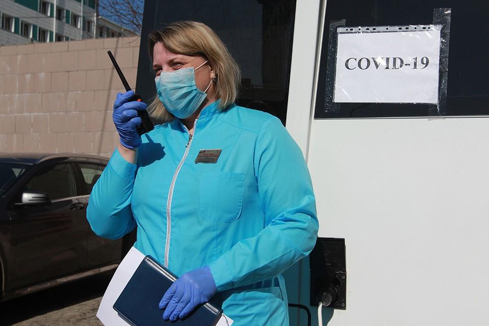 77 случаев заражения подтвердились в Иркутской области за сутки