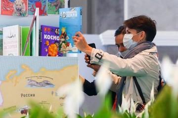 Чем пахнут буквы: Новинки Московской международной книжной ярмарки