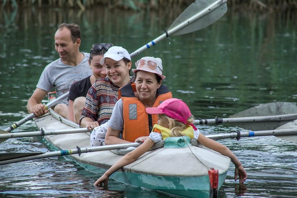 Сплавы по рекам стали популярнее. ФОТО: Наталья ЧУМАКОВА