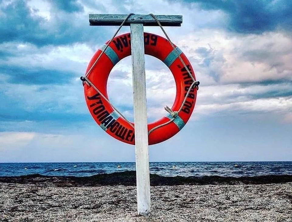 В Евпатории из моря вытащили труп мужчины.