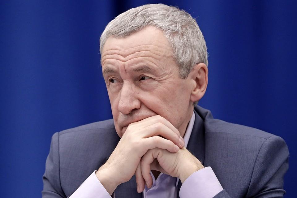 Андрей Климов. Фото: Михаил Метцель/ТАСС