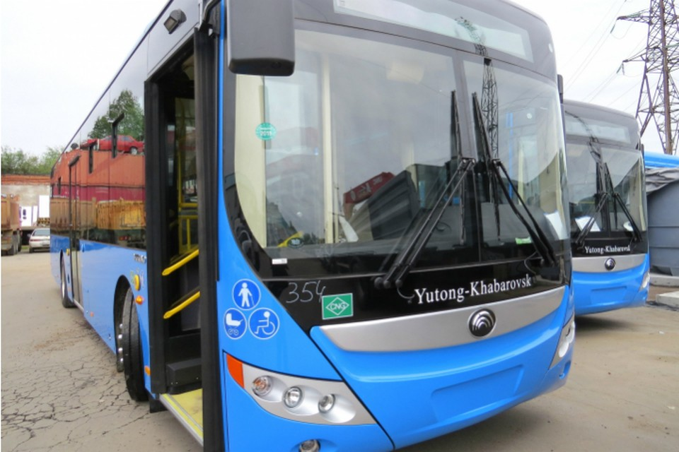 В Хабаровске перевозчики отказались от автобусных маршрутов
