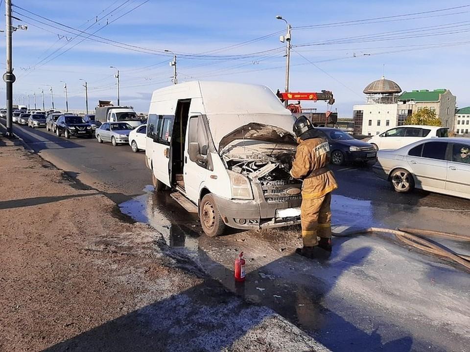 Теперь перевозчика будет проверять прокуратура. Фото: ГУ МЧС по Омской области