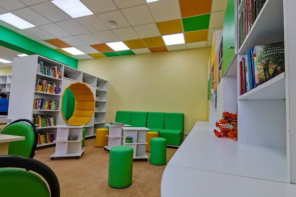 В Биробиджане почти закончился ремонт в филиале библиотеки №4