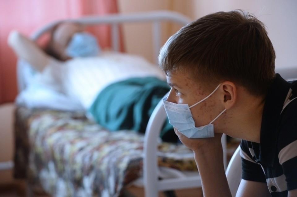 Число заболевших в последние дни неуклонно растет.