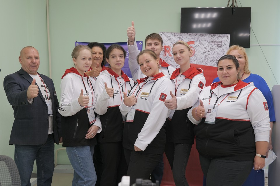Фото: пресс-служба Союза Ворлдскиллс Россия