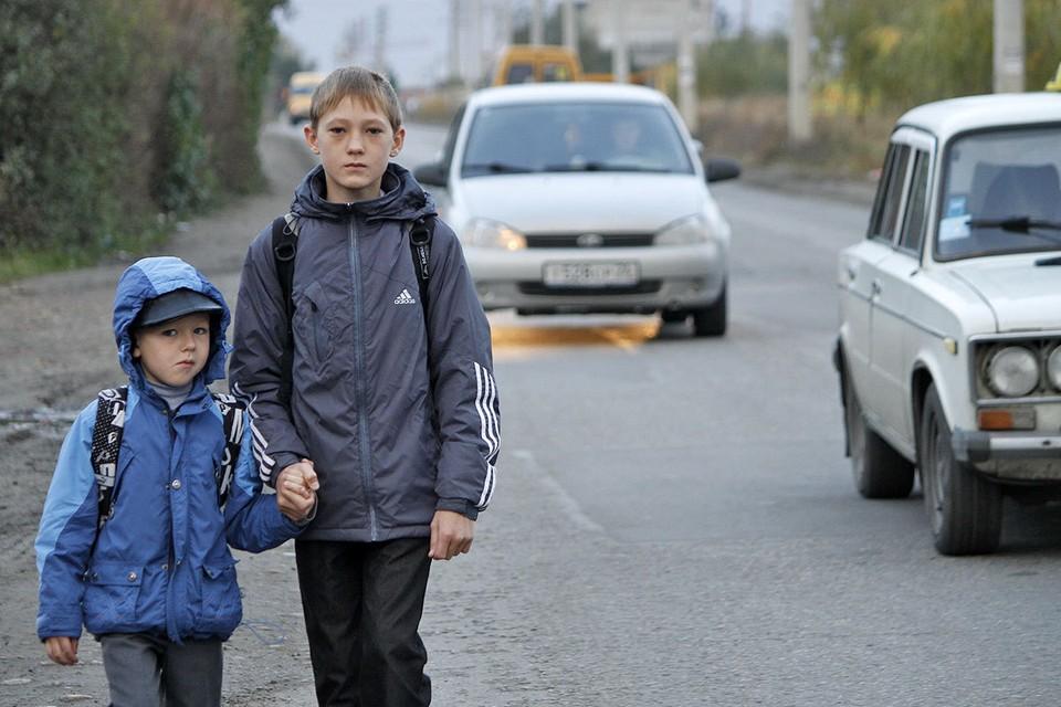 Дети - активные участники дорожного движения.