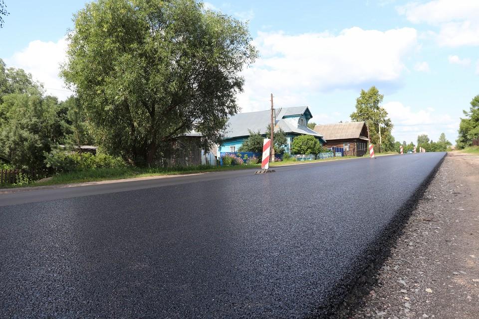 В Тверской области отремонтировано 1900 км магистралей Фото: ПТО