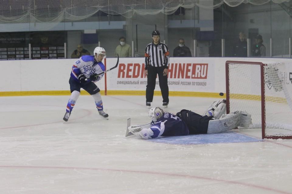 Это третья подряд победа «летчиков» в ВХЛ. Фото: ХК ЦСК ВВС.