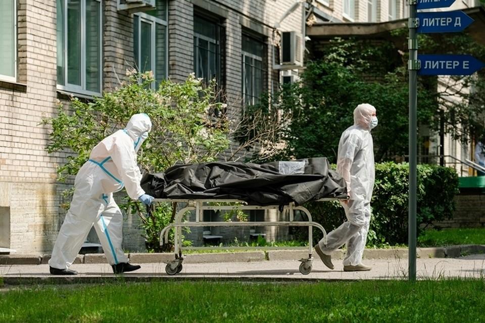 Еще два пациента с коронавирусом скончались в Кузбассе за сутки