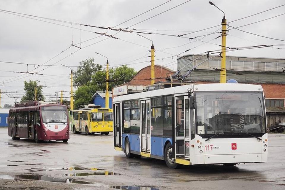 Работа общественного транспорта в День города будет усилена