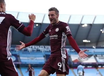 """Гвардиолу болезненно разгромили: """"Манчестер Сити"""" проиграл дома """"Лестеру"""" 2:5"""