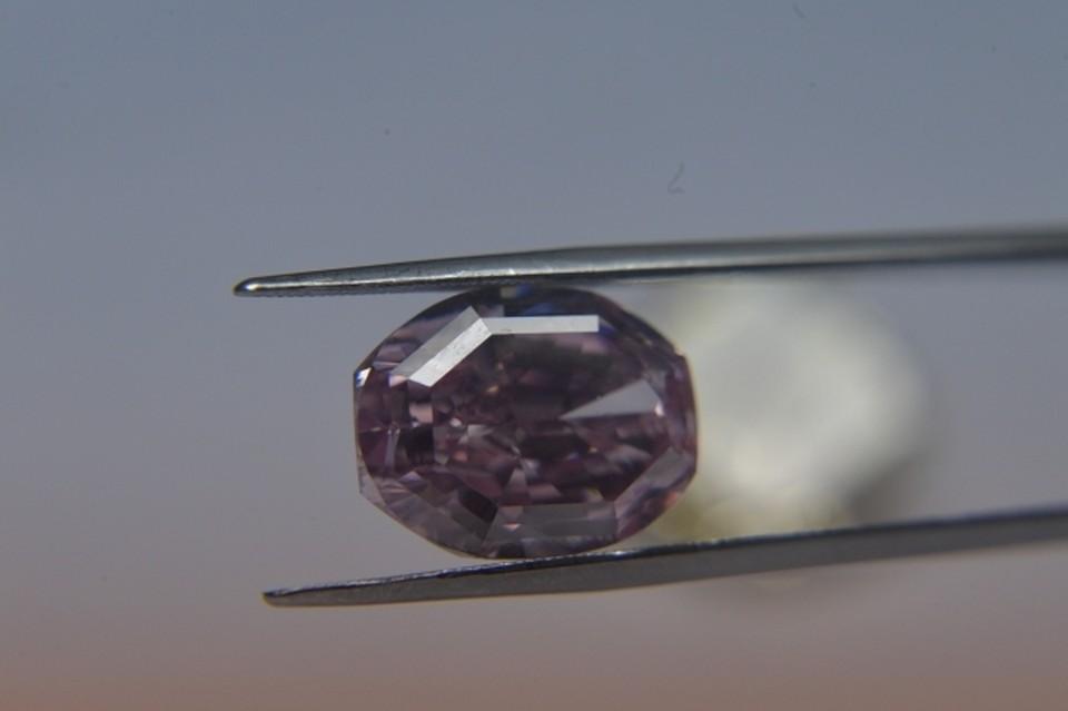 Мужчина нашел в парке рекордно большой алмаз