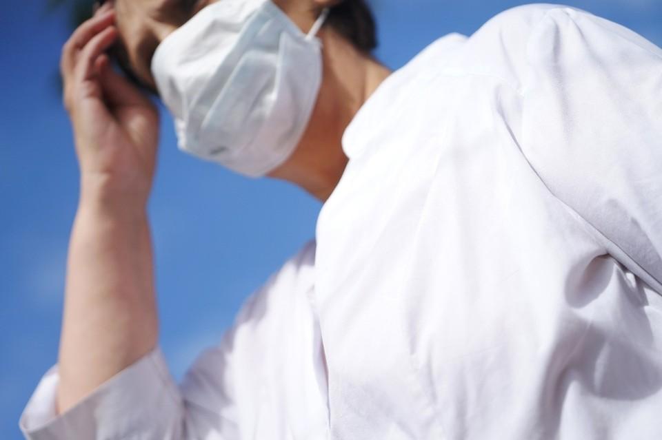 Почти в 14% проб нашли антитела к инфекции