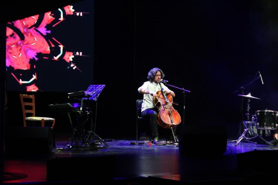 Концерт Яна прошел во Владивостоке 27 сентября.
