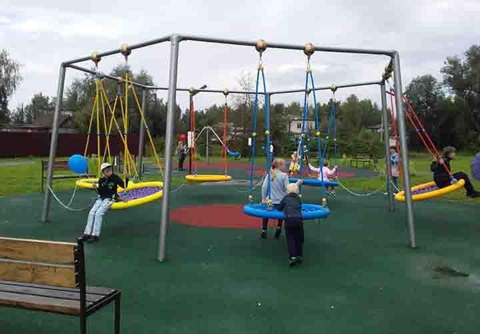 74 общественных пространства благоустроили в Нижегородской области в 2020 году