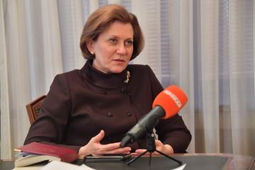 Анна Попова объяснила причины роста числа случаев коронавируса в России
