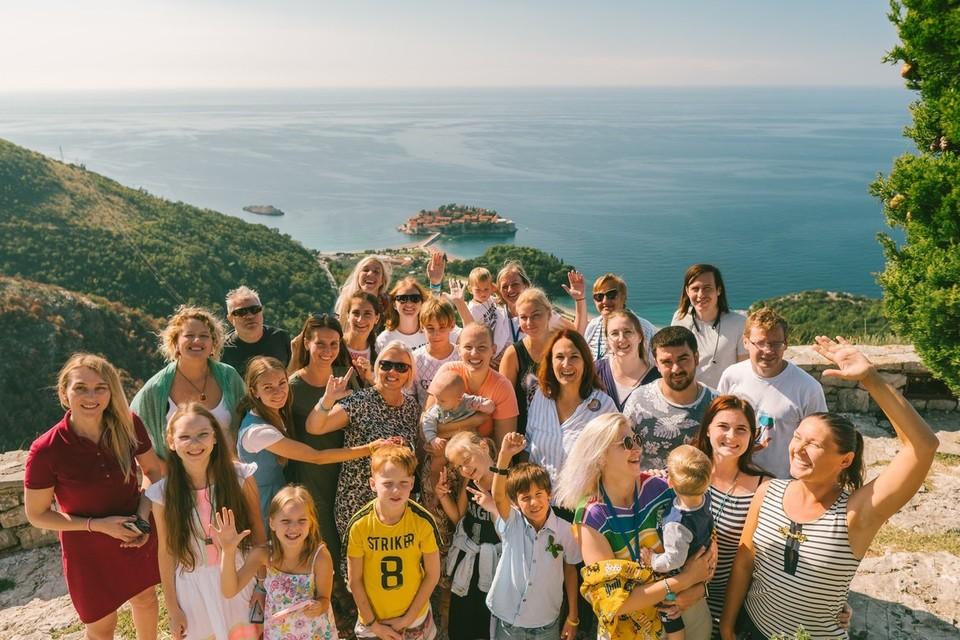 Проект Dobro More помогает семьям оправиться после тяжелой болезни в Черногории. Фото: http://dobromore.eu/