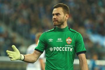 Черчесов о возвращении Акинфеева в сборную: «Если Игорь передумает, я буду первым, кто об этом узнает»