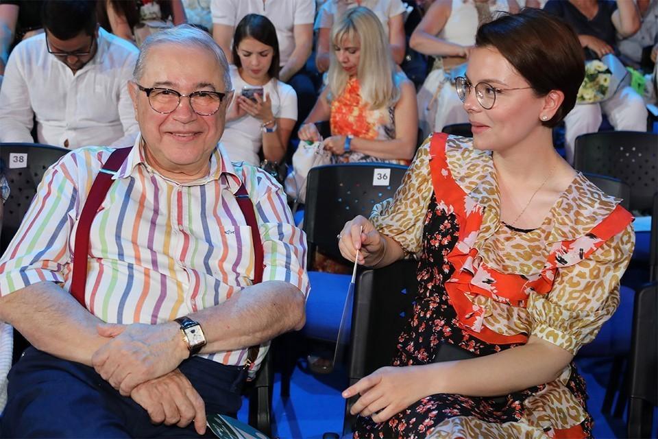 Евгений Ваганович и Татьяна не хотели разглашать появление малыша.