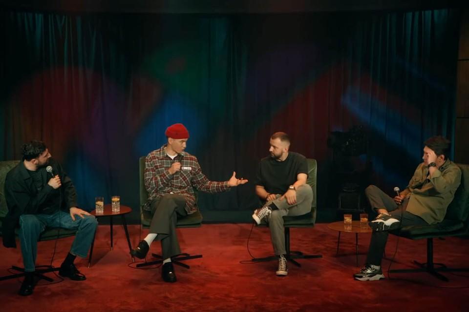 Очередная реинкарнация знаменитого сатирического шоу произошла на ТНТ. Шоу называется Talk. Фото: Канал ТНТ