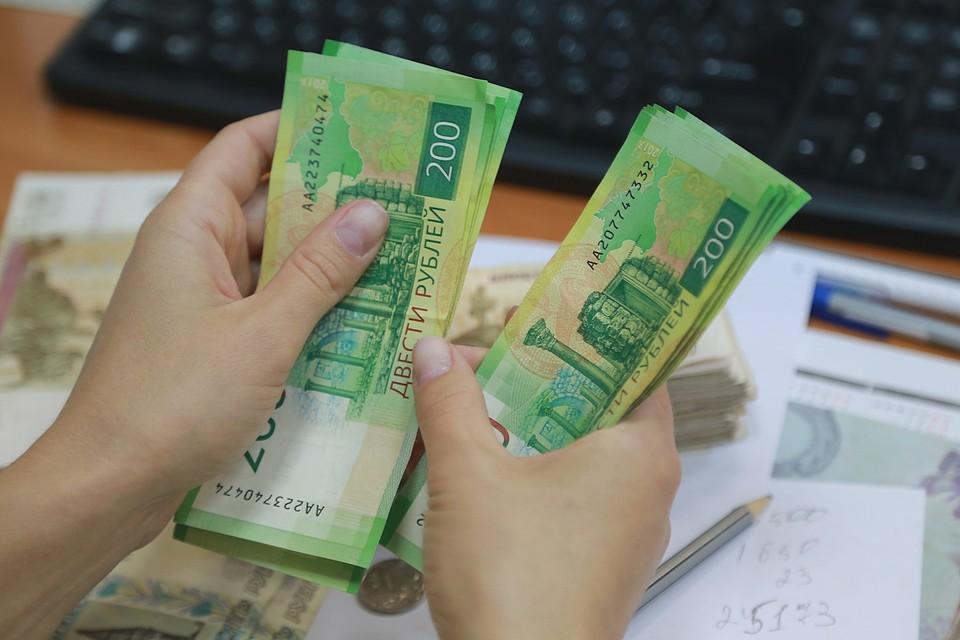 Женщина призналась в краже денег