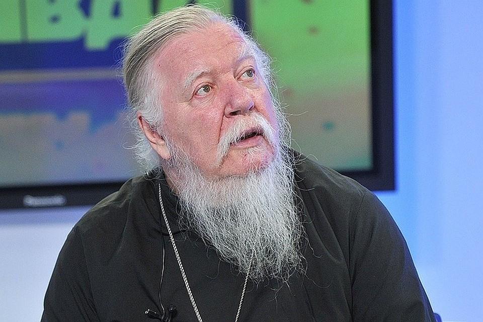 Протоиерей Дмитрий Смирнов.