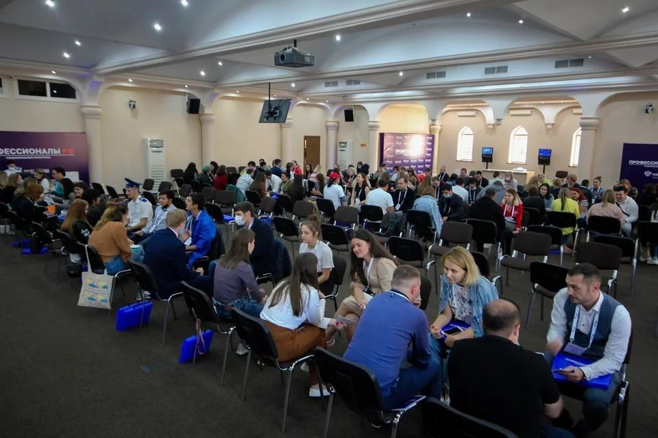 Главное в молодежных форумах – общение и новые друзья. Фото: ФАДН России.