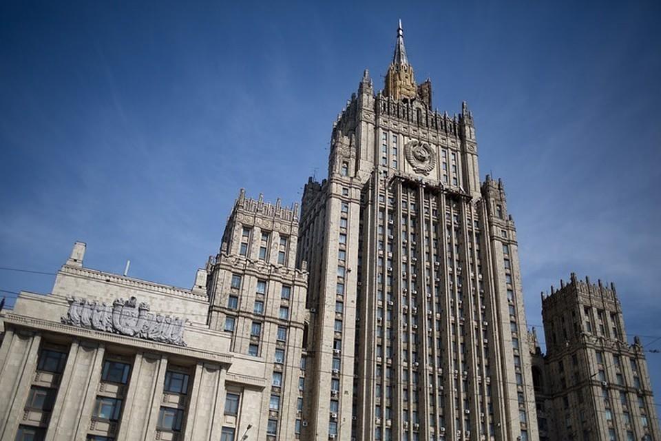 МИД РФ назвало провокацией угрозы Германии по Навальному в ООН