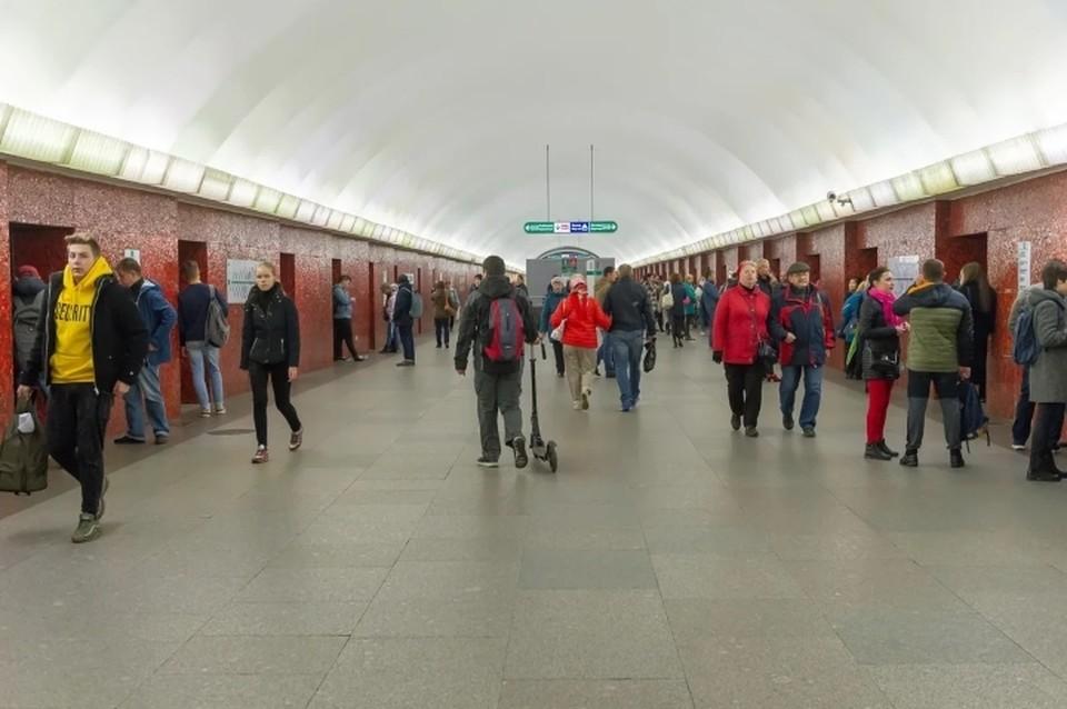 """""""Маяковскую"""" могут закрыть на ремонт уже в начале 2021 года."""