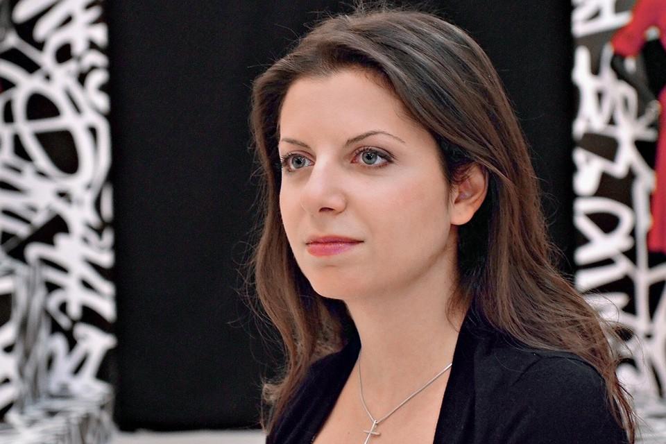 Маргарита Симоньян.