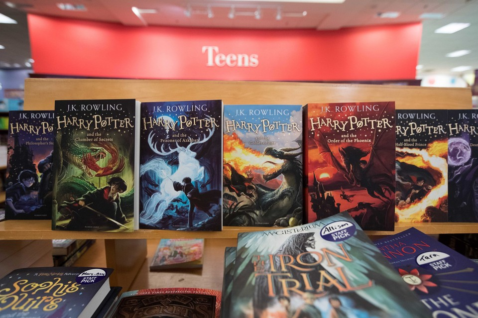 Редкий экземпляр книги про Гарри Поттера продадут за $65000