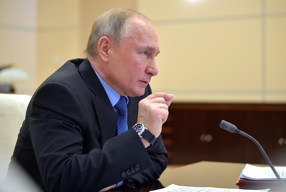 Путин, Трамп и Макрон сделают совместное заявление по Карабаху