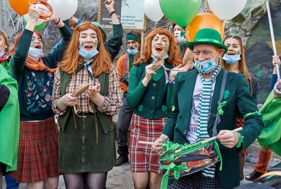 В Перми не нашлось негритянки-лилипутки. Поэтому фестиваль МакДонаха открылся пьесой Джона Б. Кина