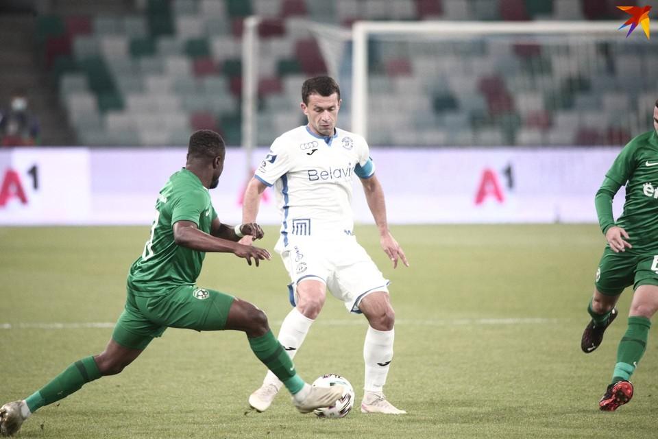 Брестское «Динамо» сразился с «Лудогорцем» за выход в групповой этап Лиги Европы.