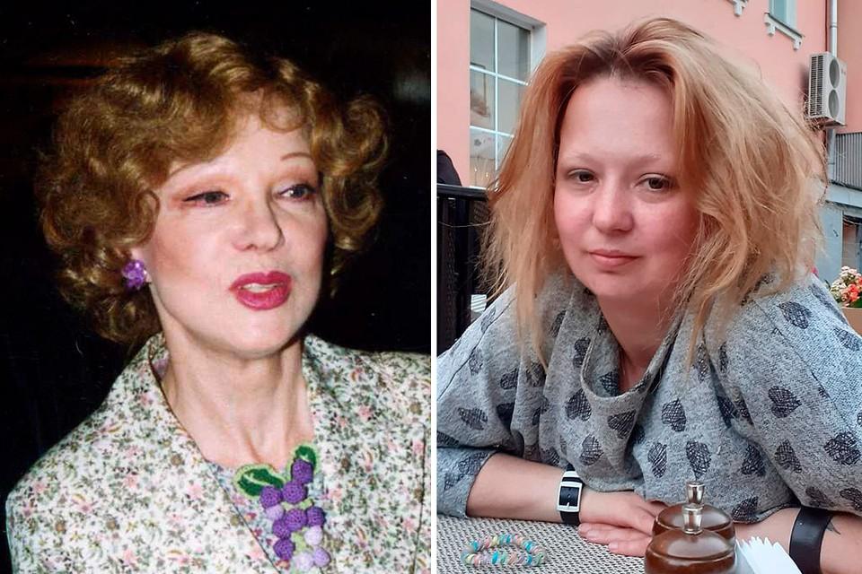 Елена Королева - внучка знаменитой Людмилы Гурченко