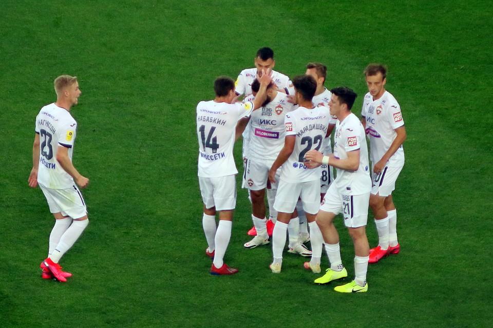 В прошлом футбольном году красно-синим не удалось пройти дальше группового этапа Лиги Европы