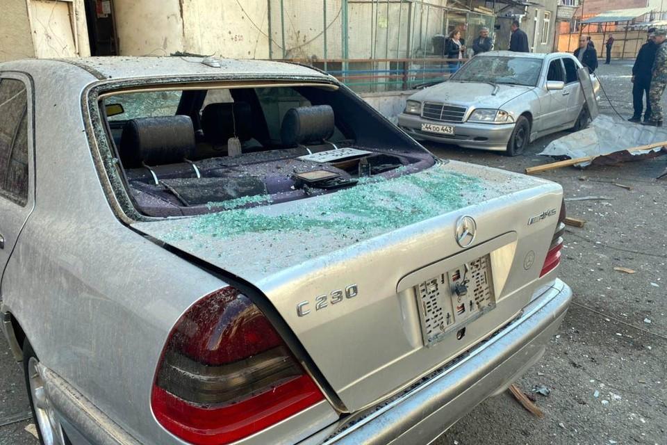 В зоне армяно-азербайджанского конфликта продолжаются ожесточенные бои