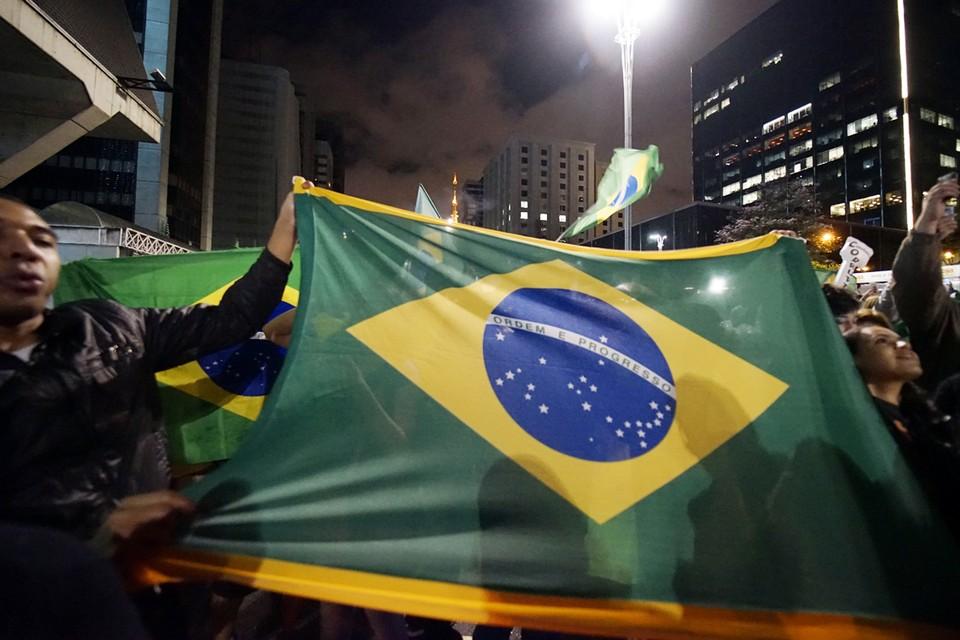 В Бразилии тоже идет борьба за права чернокожих, правда не такая яростная