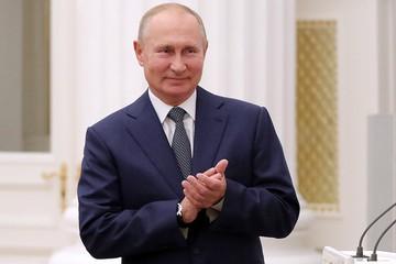 Путин рассказал, что делает его счастливым