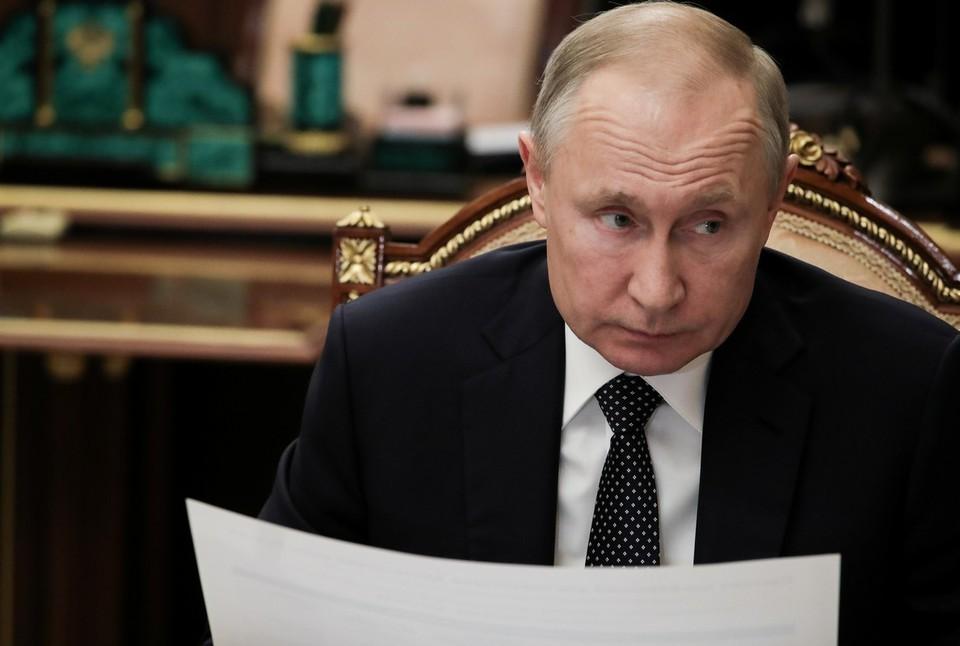 Президент Путин рассказал о внуках и их авторитетах