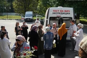 Акция «Тест на ВИЧ: Экспедиция» прошла в Республике Ингушетия