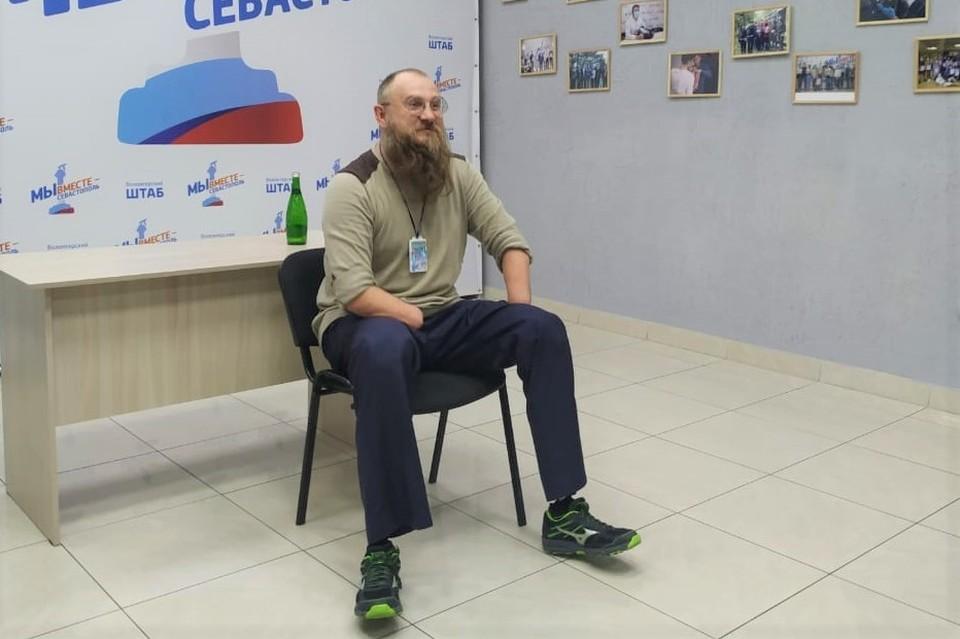Сергей Бурлаков уверен: чтобы достичь успеха, нужно любить свое дело