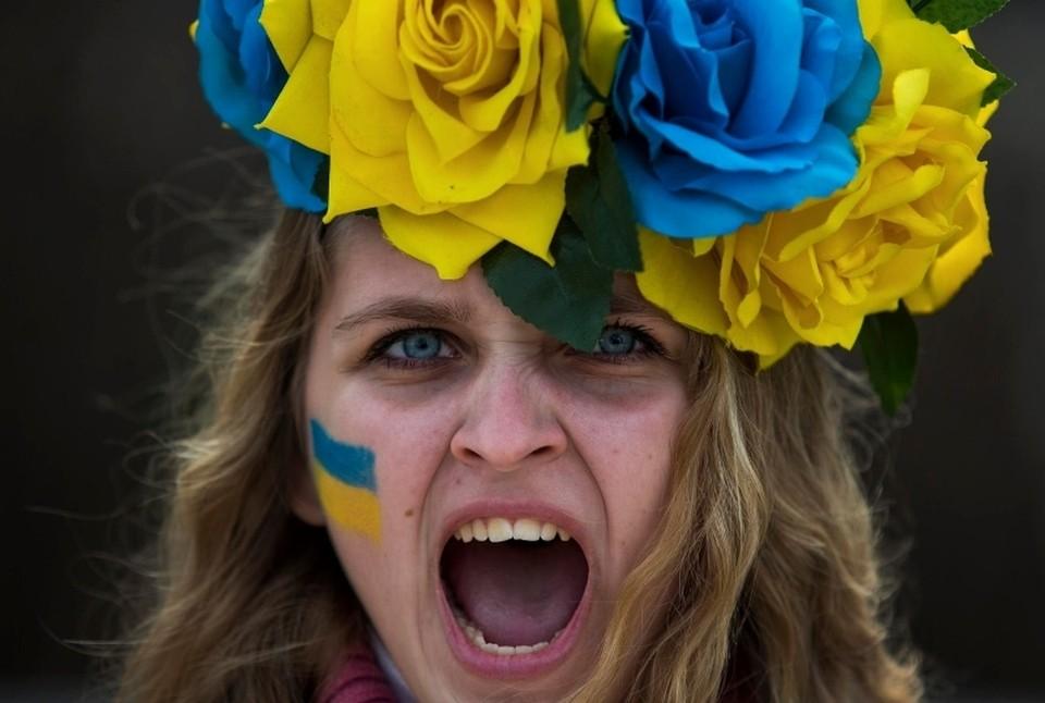 Политическая истерия - один из трендов нынешней Украины