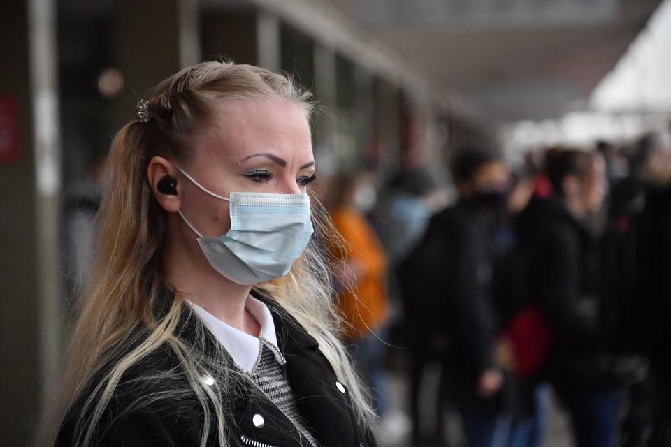 В Мурманской области растет число заболевших коронавирусом.