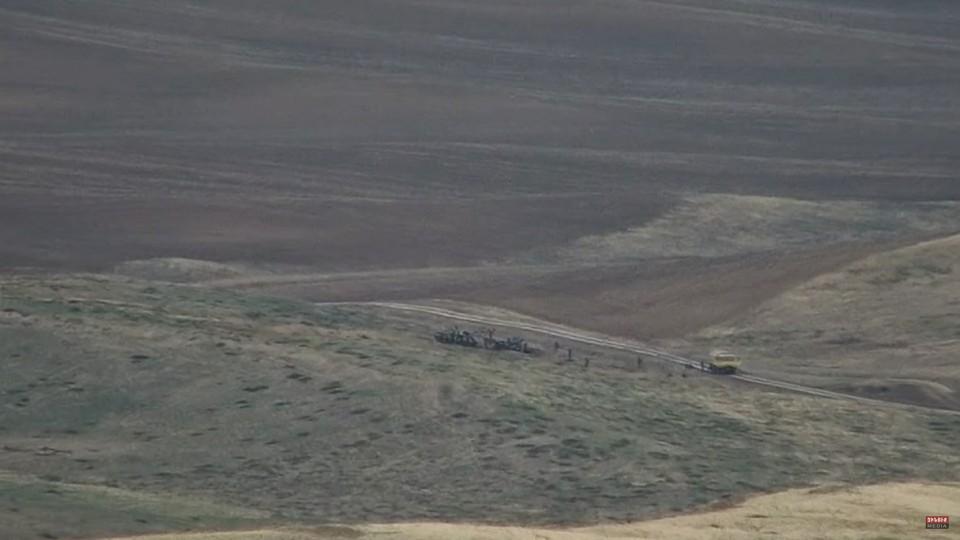 Военные действия в Нагорном Карабахе прекращены