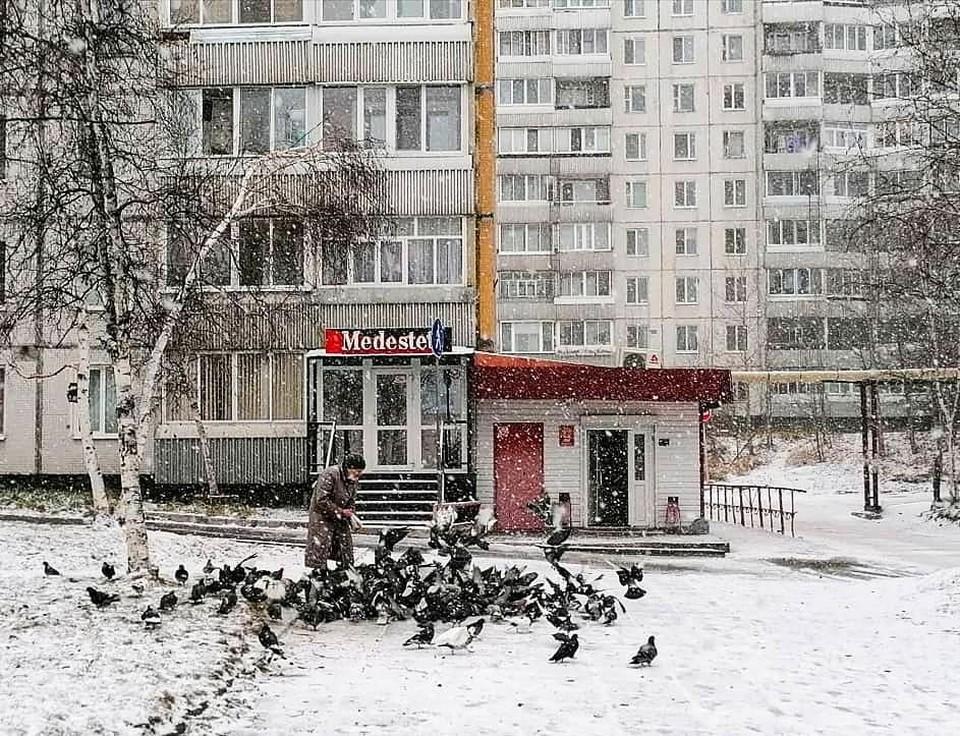 В Тынде снег еще успеет растаять, предполагают синоптики. Фото: www.instagram.com/ermakovamur/